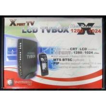 Внешний TV tuner KWorld V-Stream Xpert TV LCD TV BOX VS-TV1531R (Уфа)