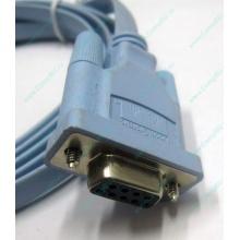 Консольный кабель Cisco CAB-CONSOLE-RJ45 (72-3383-01) цена (Уфа)