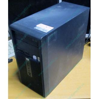Системный блок Б/У HP Compaq dx7400 MT (Intel Core 2 Quad Q6600 (4x2.4GHz) /4Gb /250Gb /ATX 350W) - Уфа