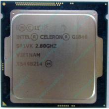 Процессор Intel Celeron G1840 (2x2.8GHz /L3 2048kb) SR1VK s.1150 (Уфа)