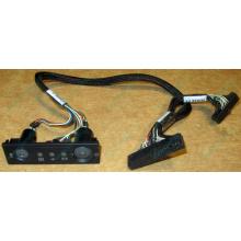 HP 224998-001 в Уфе, кнопка включения питания HP 224998-001 с кабелем для сервера HP ML370 G4 (Уфа)