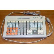 POS-клавиатура HENG YU S78A PS/2 белая (Уфа)