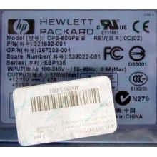 Блок питания 575W HP DPS-600PB B ESP135 406393-001 321632-001 367238-001 338022-001 (Уфа)