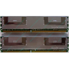 Серверная память 1024Mb (1Gb) DDR2 ECC FB Hynix PC2-5300F (Уфа)
