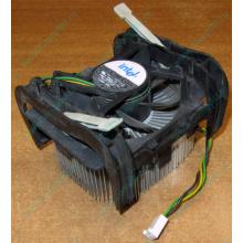 Кулер для процессоров socket 478 с большим сердечником из меди Б/У (Уфа)