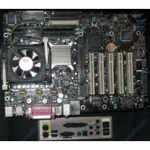 Материнская плата Intel D845PEBT2 (FireWire) с процессором Intel Pentium-4 2.4GHz s.478 и памятью 512Mb DDR1 Б/У (Уфа)