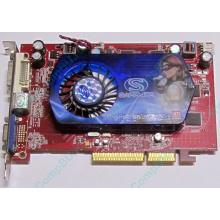 Б/У видеокарта 512Mb DDR2 ATI Radeon HD2600 PRO AGP Sapphire (Уфа)