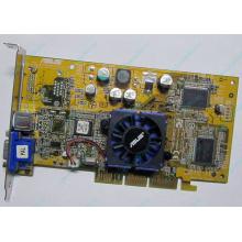 Видеокарта Asus V8170 64Mb nVidia GeForce4 MX440 AGP Asus V8170DDR (Уфа)