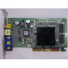Видеокарта 64Mb nVidia GeForce4 MX440SE AGP Sparkle SP7100 (Уфа)