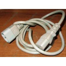 Кабель для UPS серый цвет в Уфе, кабель для ИБП (Уфа)