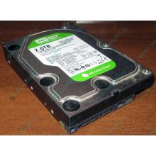 Б/У жёсткий диск 2Tb Western Digital WD20EARX Green SATA (Уфа)
