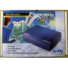 Внешний ADSL модем ZyXEL Prestige 630 EE (USB) - Уфа